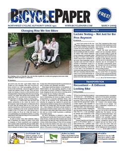 Bicycle Paper, выпуск № 1 (38)