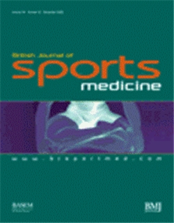 British Journal of Sports Medicine, выпуск № 6-12 ()