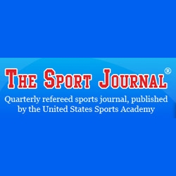 The Sport Journal, выпуск № 8-3 ()