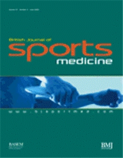 British Journal of Sports Medicine, выпуск № 4-3 ()