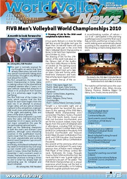 World Volley News, выпуск № 45 (45)