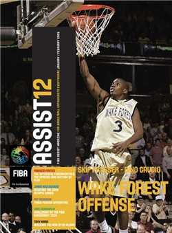 FIBA Assist Magazine, выпуск № 12