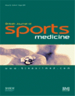 British Journal of Sports Medicine, выпуск № 6-8 ()