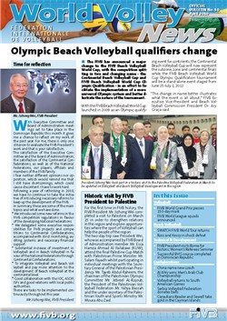World Volley News, выпуск № 50 (50)