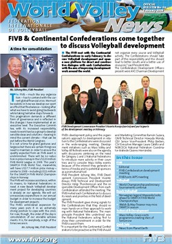 World Volley News, выпуск № 36 (36)