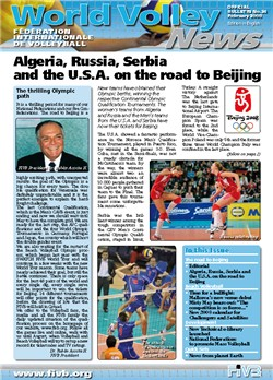 World Volley News, выпуск № 24 (24)