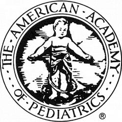 логотип American Academy of Pediatrics