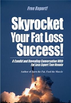 Skyrocket Your Fat Loss Success обложка