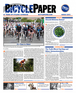 Bicycle Paper, выпуск № 1 (41)