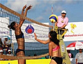 Thailand tunes in to Beach Volley