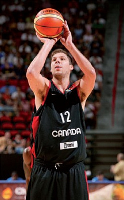 A Piece Of Europe For Canadian Basketball