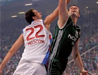 Panathinaikos' Offense