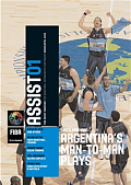 FIBA Assist Magazine, выпуск № 1 ()