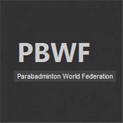логотип Parabadminton World Federation