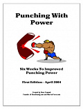Punching With Power обложка