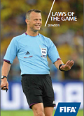 FIFA. Laws of the game.